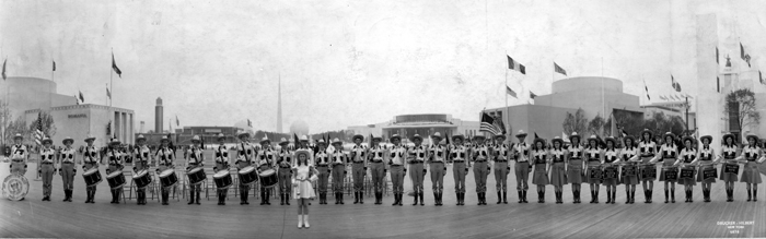Hatters at the 1939 World's Fair