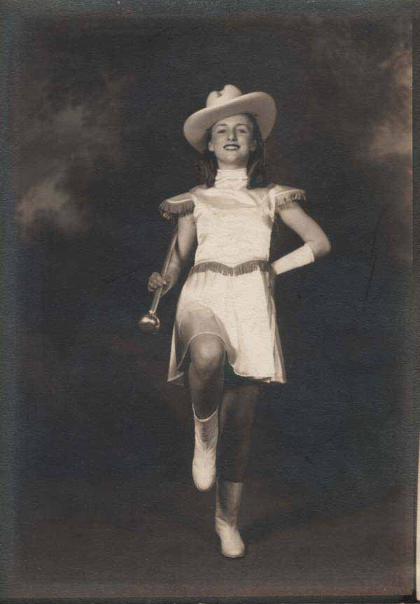 Skippy - Hall Hatters Drum Corps - Late 1930's ~ Mid 1940's